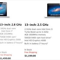 Itt az új 13-as MacBook Pro