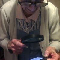 A nagymamám és az iPhone