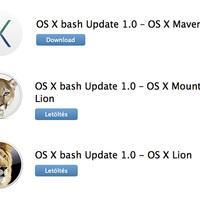 Az Apple kiadta a Shellshock biztonsági csomagot OS X-re