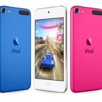 Az Apple megduplázta az iPod Touch tárhelyét