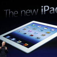 Az óriás iPad is csak jövőre érkezik