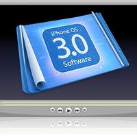 Megnézhető az iPhone OS 3.0 bemutatója