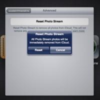 Hogyan töröljük a képeket iCloudból