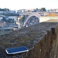 Utazó iPhone: Porto