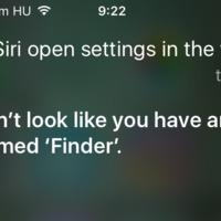 Pletykás Siri kikotyogta többek között saját OS X debütjét?