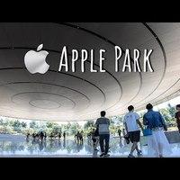 Besétáltak az Apple Park-i űrhajóba, felvették videóra