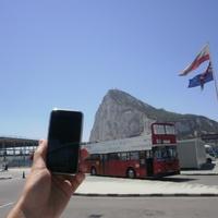 Utazó iPhone: Gibraltár