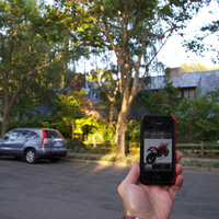 Utazó iPhone: Kaptár