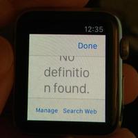 A hacker webböngészőt futtatott az Apple Watch-on