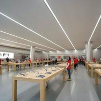Ellepik a zöld növények a jövő Apple Store-jait?