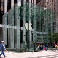 Európai boltokat nyit az Apple