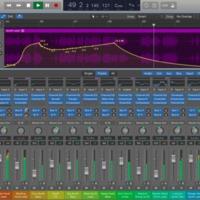 Frissültek az Apple zenekészítő szoftverei, a GarageBand és a Logic Pro X
