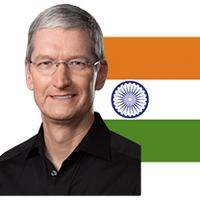 Helyi iPhone-t kapnak az indiaiak