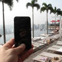 Utazó iPhone: hideg-meleg?