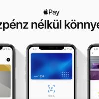 Durván terjed az Apple Pay Magyarországon