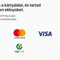 Szopóágazat: Apple Pay-es vagy, és a bankod cserekártyaként Visát küld