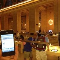Utazó iPhone: Grand Central