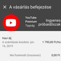 Mennyire éri meg előfizetni Youtube Premiumra?