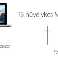 Végre kinyírják a nemretina MacBook Prót!