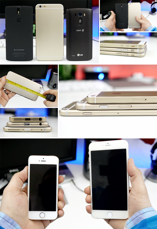 5.5-Inch iPhone 6 mockup compared to iPhone 5s and other Android phablets (Video) | 9to5Mac 2014-06-26 08-44-33.png
