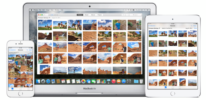 A hét egyik <a href='http://appleblog.blog.hu/2015/02/06/allitolag_nagyon_jo_az_iphotot_kinyiro_photos_for_os_x' target='_blank'>legizgalmasabb híre</a>, hogy befutott a Photos for OS X bétaverziója. Az első tesztek alapján szeretni fogjuk ezt a programot, mert gyorsabb, mint az iPhoto és kapott egy rakás jó funkciót az Aperture-ből is. De egyiket sem helyettesíti tökéletesen.