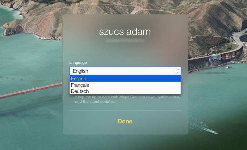 Az Apple Maps Connect lehetőséget ad arra, hogy a kisebb cégek kézzel feltölthessék magukat a térképre, hogy akik rájuk keresnek, a cím ismerete nélkül is megtalálják őket. És úgy tűnik, jön Európába is a szolgáltatás.