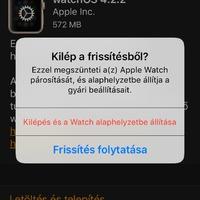 Az Apple sem a régi....