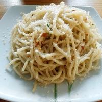 Fokhagymás spagetti