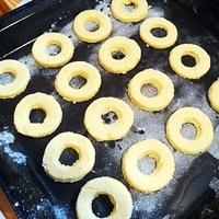 Egy gyermekkori kedvenc- Vaníliás karika