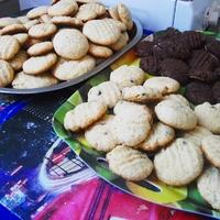 Karácsonyi kekszgyártás