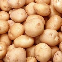 Burgonyát krumplival