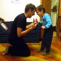 A Denver módszer beépül a hétköznapjainkba - Játék és kapcsolat Balázzsal 3. rész