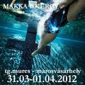bioeel aqua marathon - powered by MAKKA ENERGY- targu mures 31 martie -01 aprilie 2012