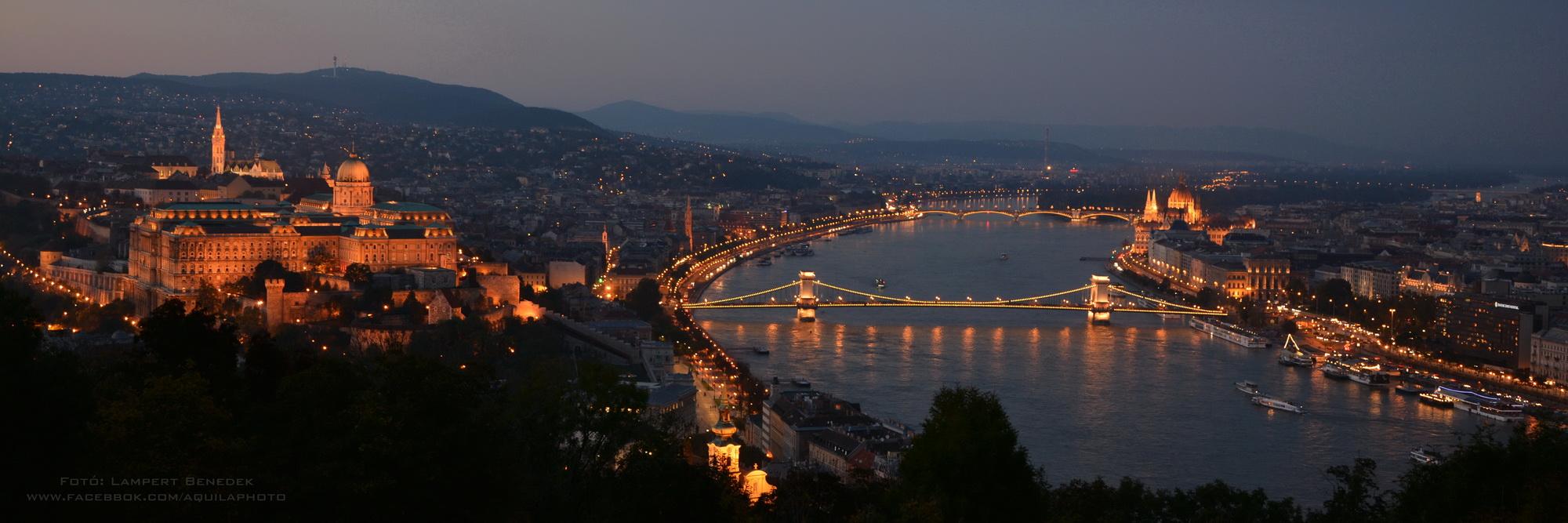 Akárhogy nézzük, fővárosunk látképével elégedettek lehetünk nemde :)?