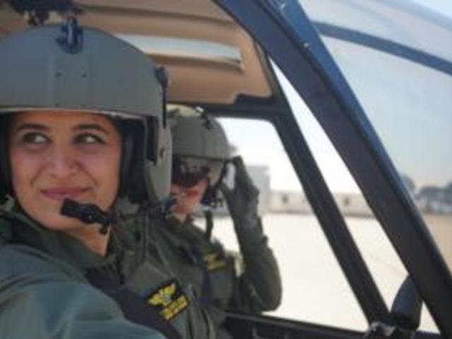 Portré: A Libanoni Légierő női pilótái