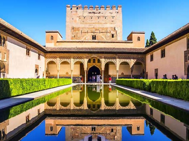 Iszlám reneszánsz, a középkori Andalúzia