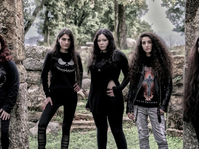 Slave to Sirens - egy arab női metal együttes lázadása