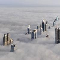 Dubaj az égbe tört