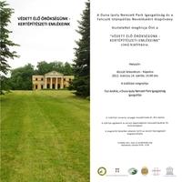kerttörténeti kiállítás Alcsúton