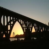 Newport, a halászfalu
