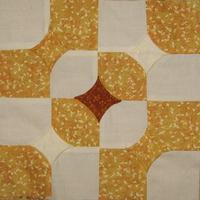 Hopi-Patch játéka (13. feladat): Nyakkendőminta