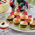 Syttende Mai, a norvég alkotmány ünnepe