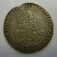 II. Mátyás tallérja