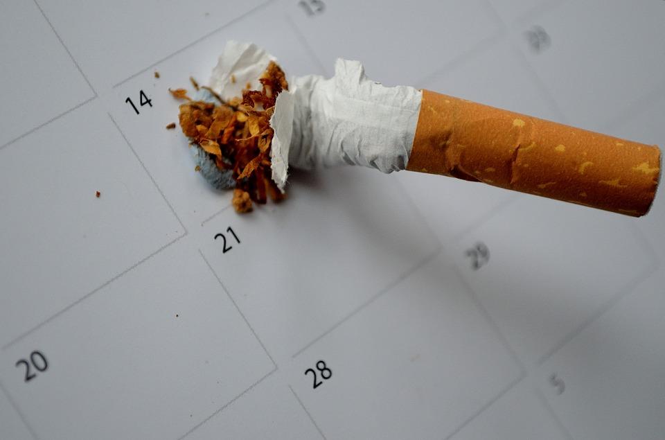 mi az eredmény, ha leszoksz a dohányzásról)