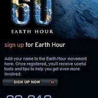 Egy óra a Földnek