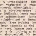 Sötét erők uralták 1966. 06. 06.-át