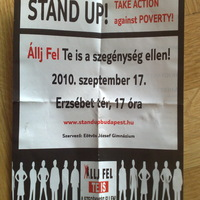 Stand up (comedy) a szegénység ellen