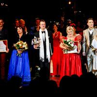 Életműdíjat kapott Oszvald Marika