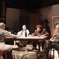 Sánta Ferenc Az ötödik pecsétjét vitte színre egy moszkvai színház