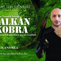 Hogyan tegyük el láb alól a férjünket, avagy Balkán Kobra a Turay Ida Színházban